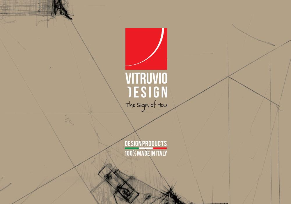 Suriglia Studio - Vitruvio Design Identity work