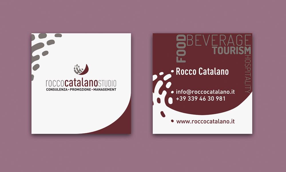 Suriglia Studio - Rocco Catalano Identity work