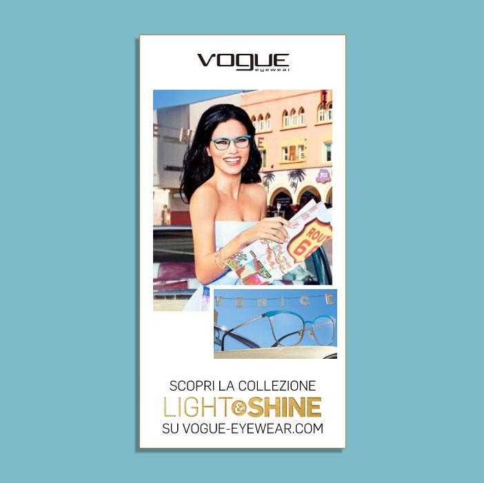 Suriglia Studio - Vogue Lignt Shine - Campagna web - 300x600