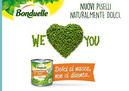 Suriglia Studio - Bonduelle web adv