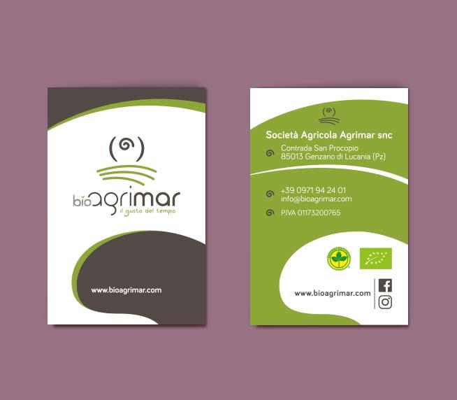 Suriglia Studio - Bioagrimar Identity work