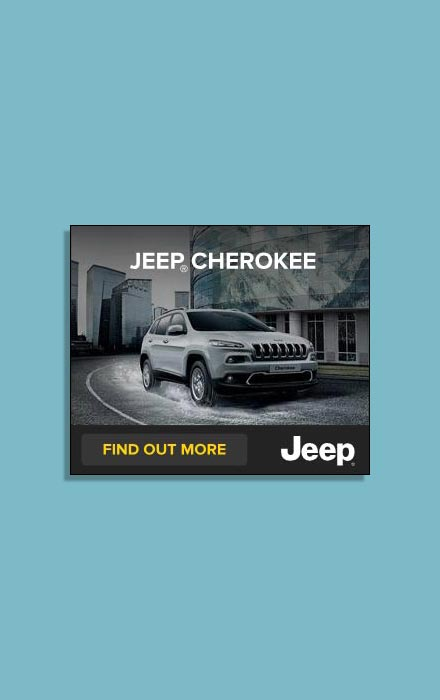 Suriglia Studio - Jeep Grand Cherokee web adv box format