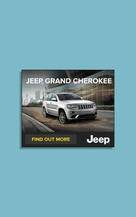 Suriglia Studio - Jeep Grand Cherokee web adv