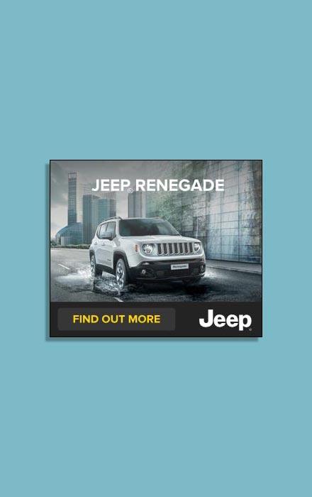 Suriglia Studio - Jeep Renegade web adv
