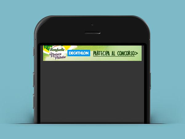 Suriglia Studio - Bonduelle Natura in Padella - mobile mockup
