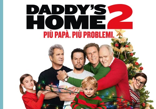 Suriglia Studio - Daddy's Home 2 - cover