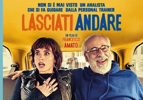 Suriglia Studio - Lasciati Andare - Cover