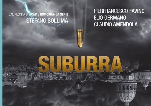 Suriglia Studio - Suburra - cover