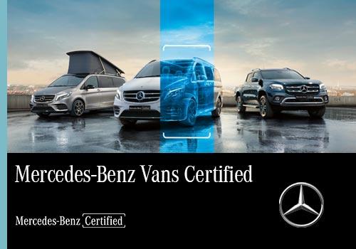 Suriglia Studio - Mercedes-Benz Vans Certified Web Advertising